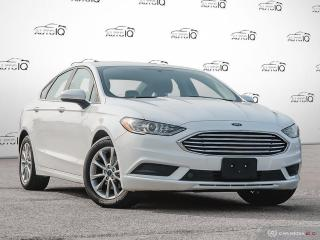 Used 2017 Ford Fusion SE for sale in Oakville, ON