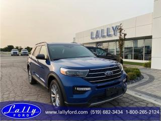 New 2020 Ford Explorer XLT for sale in Tilbury, ON