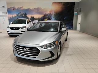 Used 2017 Hyundai Elantra LE AUTOMATIQUE **JAMAIS ACCIDENTÉ** for sale in St-Eustache, QC