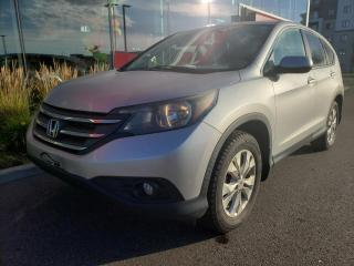 Used 2013 Honda CR-V *EX*SIÈGES CHAUFF*AIR*CRUISE*BLUETOOTH* for sale in Québec, QC