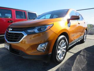 Used 2018 Chevrolet Equinox LT for sale in St. Thomas, ON