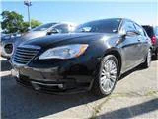 Used 2012 Chrysler 200 Limited for sale in St. Thomas, ON
