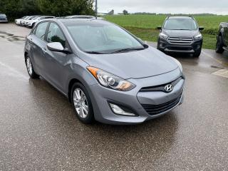 Used 2013 Hyundai Elantra GT GT for sale in Waterloo, ON