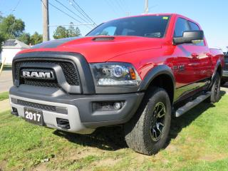 Used 2017 RAM 1500 Rebel for sale in St. Thomas, ON