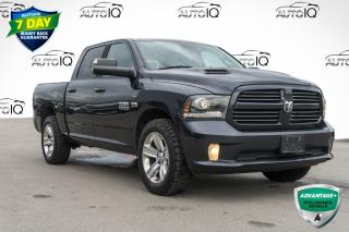 Used 2014 RAM 1500 Sport LEATHER INTERIOR for sale in Innisfil, ON