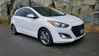 Used 2016 Hyundai Elantra GT Certified! Built-in Navigation! Heated seats! for sale in Sudbury, ON