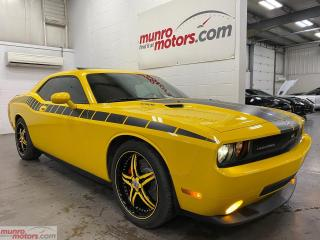 Used 2010 Dodge Challenger 2dr Cpe SRT8  Stripes ProCharger Supercharged! for sale in St. George, ON