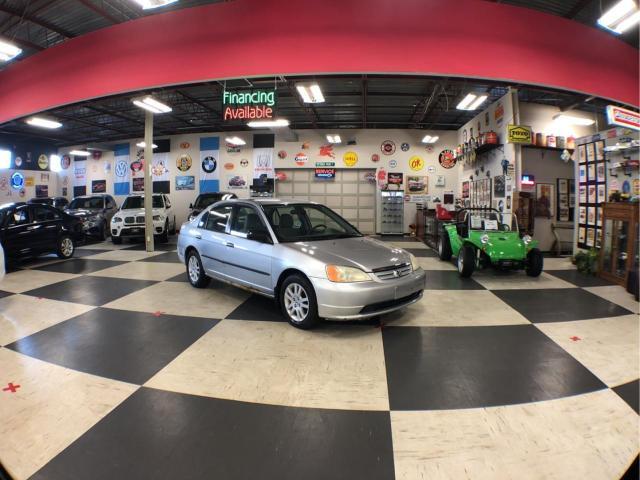 2001 Honda Civic 4dr Sdn DX-G Auto