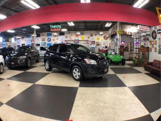 Used 2016 Chevrolet Trax LT1 AUT0MATIC A/C SUNROOF H/SEATS CAMERA for sale in North York, ON