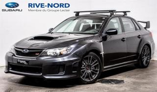Used 2011 Subaru Impreza WRX STi MAGS+SIEGES.CHAUFFANTS+BLUETOOTH for sale in Boisbriand, QC