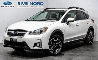 Used 2016 Subaru XV Crosstrek Sport TOIT.OUVRANT+MAGS+CAM.RECUL for sale in Boisbriand, QC
