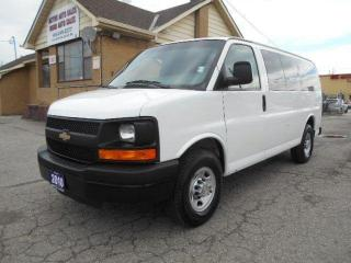 Used 2010 Chevrolet Express LS 12Passenger Loaded Certified 151,000Km for sale in Etobicoke, ON
