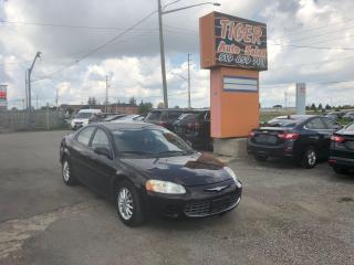 Used 2003 Chrysler Sebring LX**RUNS AND DRIVES WELL**AS IS SPECIAL for sale in London, ON
