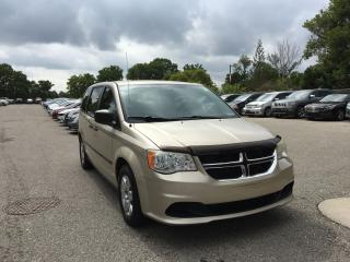 Used 2013 Dodge Grand Caravan SE . Excellent condition. Very clean! Drives great. for sale in London, ON