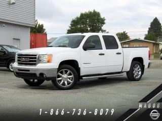 Used 2012 GMC Sierra 1500 SLE + MAGS 20 POUCES + COUVRE-BOITE + MA for sale in Magog, QC
