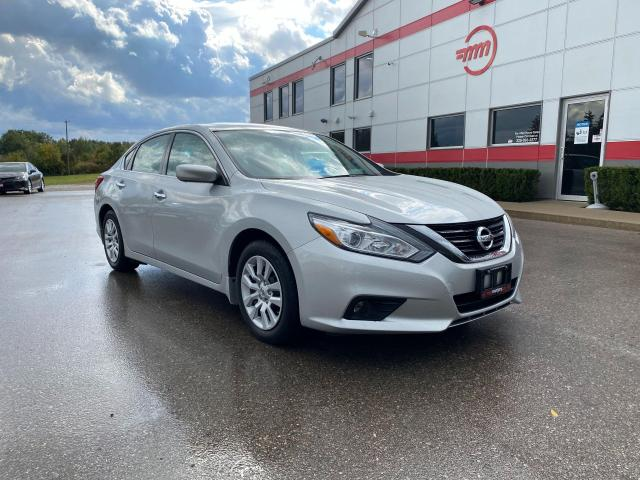 2017 Nissan Altima 2.5 S with Bluetooth