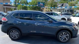 Used 2016 Nissan Rogue SL AWD for sale in Dunnville, ON