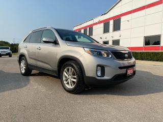 Used 2015 Kia Sorento LX 7 Passenger with No accidents for sale in Tillsonburg, ON