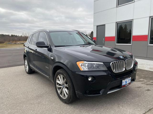 2013 BMW X3 35i xDrive with Navigation