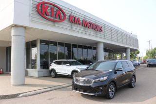 New 2020 Kia Sorento EX V6 4dr AWD Sport Utility for sale in Edmonton, AB