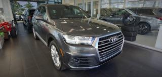 Used 2017 Audi Q7 3.0T TECHNIK, AWD for sale in Edmonton, AB