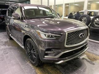 New 2020 Infiniti QX80 Limited for sale in Edmonton, AB