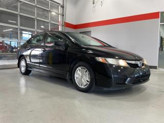 Used 2010 Honda Civic Sdn DX-G for sale in Red Deer, AB
