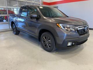 New 2020 Honda Ridgeline SPORT for sale in Red Deer, AB