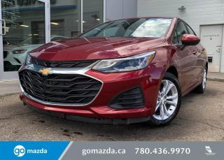 Used 2019 Chevrolet Cruze LT for sale in Edmonton, AB