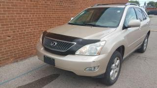 Used 2004 Lexus RX 330 leather roof for sale in Oakville, ON