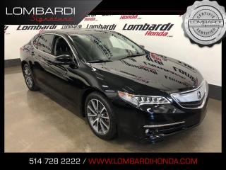 Used 2016 Acura TLX ELITE V6|SH-AWD|NAVI|CUIR| for sale in Montréal, QC