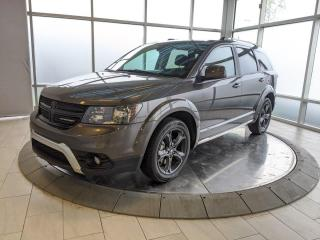 Used 2019 Dodge Journey Crossroad for sale in Edmonton, AB