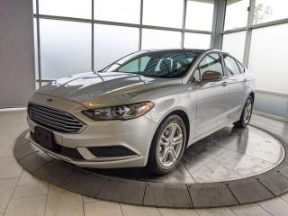 Used 2018 Ford Fusion SE/TECHNOLOGY PKG for sale in Edmonton, AB