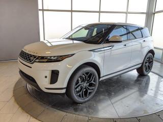 New 2020 Land Rover Evoque S for sale in Edmonton, AB