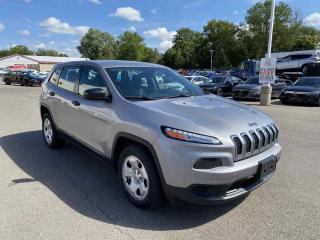 Used 2015 Jeep Cherokee Sport 4dr FWD Sport Utility for sale in Brantford, ON