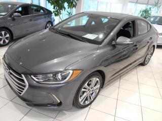 Used 2017 Hyundai Elantra GLS **TOIT,CAMERA,CONTROL TEMP.UN PROPRI for sale in Montréal, QC