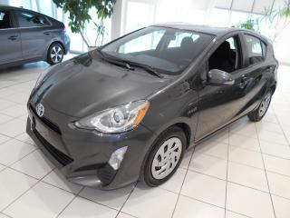 Used 2016 Toyota Prius c ** CAMERA,BLUETOOTH,BAS KM.UN PROPRIO ** for sale in Montréal, QC