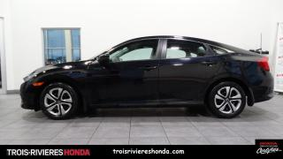 Used 2017 Honda Civic LX + GARANTIE 4/10 + BLUETOOTH + CAMERA! for sale in Trois-Rivières, QC