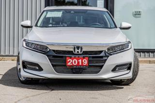 Used 2019 Honda Accord Touring 2.0 |ACCIDENT FREE|CAR PLY|KEYLSS|NAV for sale in Brampton, ON