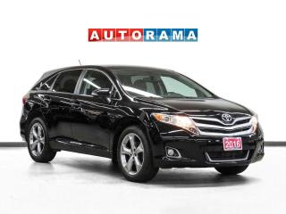 Used 2016 Toyota Venza XLE V6 AWD Nav Leather Sunroof Backup Camera for sale in Toronto, ON