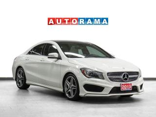 Used 2015 Mercedes-Benz CLA 250 4Matic AMG Pkg Navigation Leather Sunroof Bcam for sale in Toronto, ON