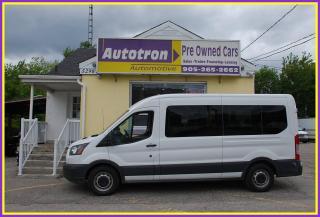 Used 2015 Ford Transit 350 15 Transit 350 15 Passenger Van for sale in Woodbridge, ON