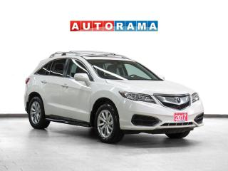Used 2017 Acura RDX Tech Pkg AWD Navigation Leather Sunroof Bcam for sale in Toronto, ON