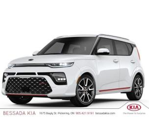 New 2020 Kia Soul GT-LINE Premium IVT for sale in Pickering, ON