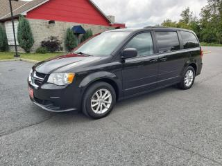 Used 2017 Dodge Grand Caravan SXT for sale in Cornwall, ON