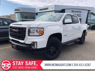 New 2021 GMC Canyon 4WD Elevation for sale in Winnipeg, MB