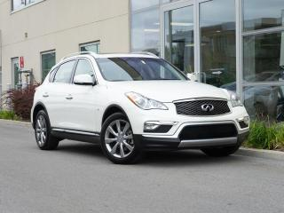 Used 2016 Infiniti QX50 AWD 4dr / CAMERA / SEULEMENT 26,176 KMS ! CAMERA  / CUIR / BLUETOOTH for sale in Montréal, QC