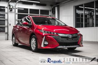 Used 2018 Toyota Prius Prime Upgrade chez Rimouski Hyundai for sale in Rimouski, QC