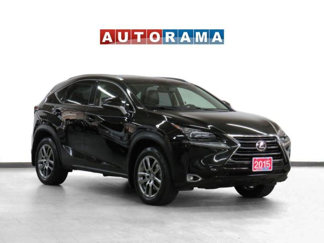 2015 Lexus NX 200T AWD Nav Leather Sunroof Backup Cam