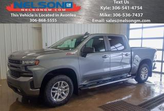 New 2020 Chevrolet Silverado 1500 RST for sale in Avonlea, SK